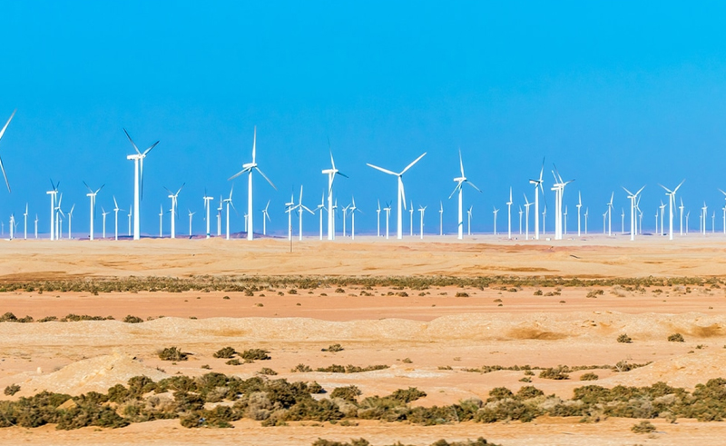 Egypt plans a 2GW wind farm in the Gulf of Suez