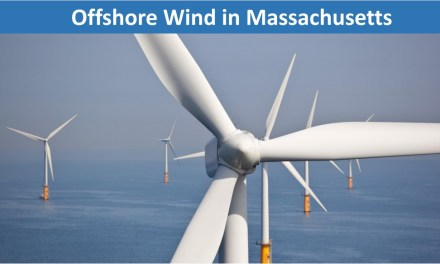 The state's successful stint with offshore wind projects