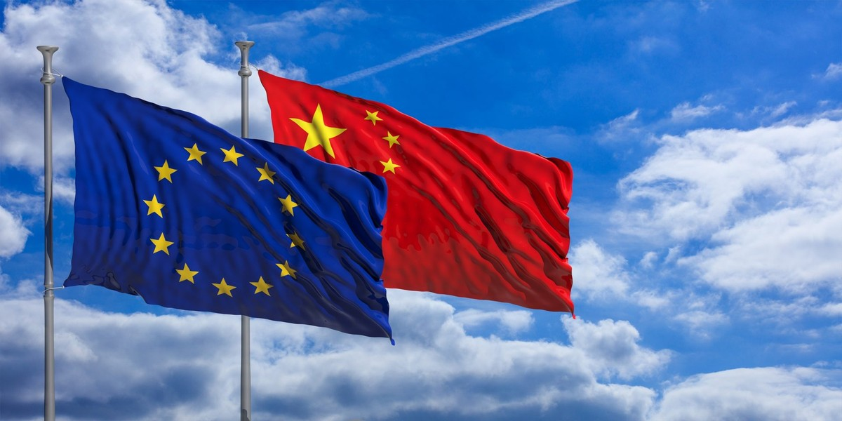 Europe and China Take the Climate Reins