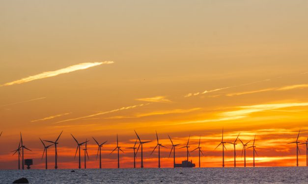 Europe: Offshore Wind Outlook 2020