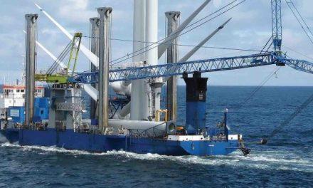 Enbridge, EDF, wpd start the construction of the 448 MW Calvados offshore wind farm