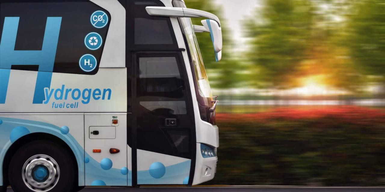 Hydrogen bus deployment in the US