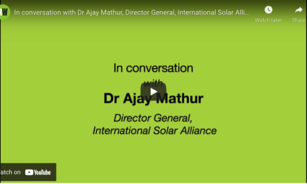 Interview with Dr Ajay Mathur, Director General, International Solar Alliance