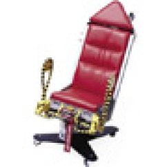Ejection Seat Office Chair Target Round Dorm Old Aircraft Artefacts Become Accessories  The