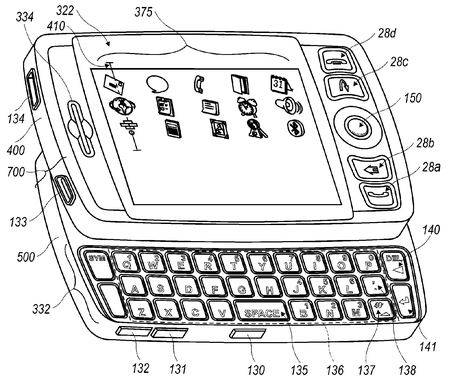 RIM out to patent BlackBerry slider • The Register
