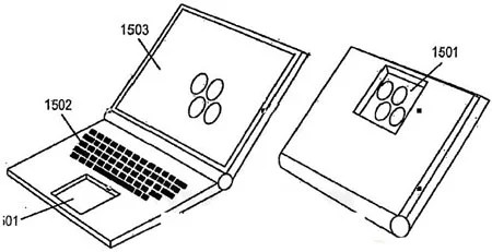 Wacky Apple patent application shows dual-screen 'iPhone 2