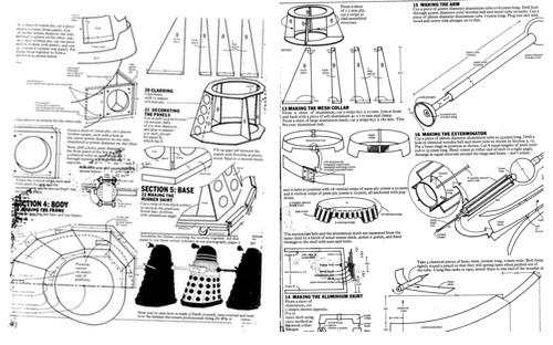 Papers laud publication of DIY Dalek plans • The Register