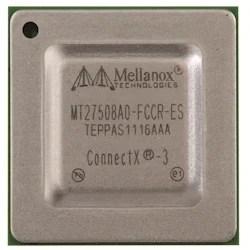 Mellanox ConnectX-3 chip