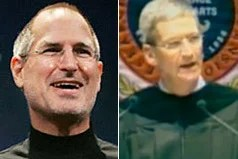 steve_jobs_and_tim_cook comparison pics from apple tv and university youtube vid still