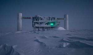 ICE CUBE Neurtrino detector