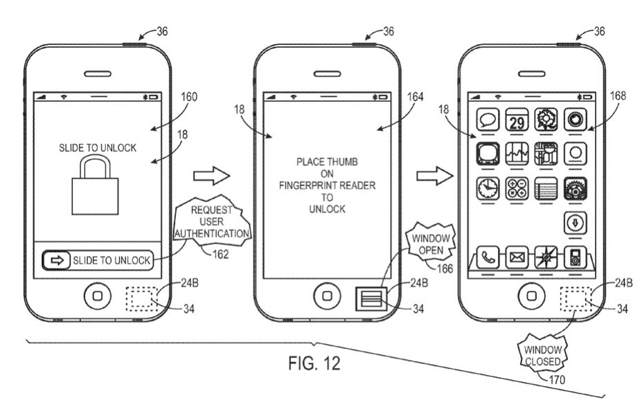 Apple files disappearing-feature iPhone patent • The Register
