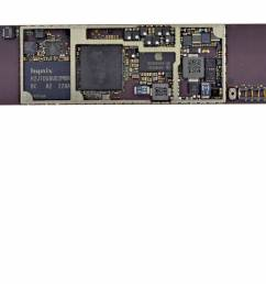 ipad 2 logic board diagram [ 1600 x 748 Pixel ]