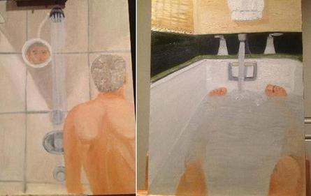 Paintings by George W Bush