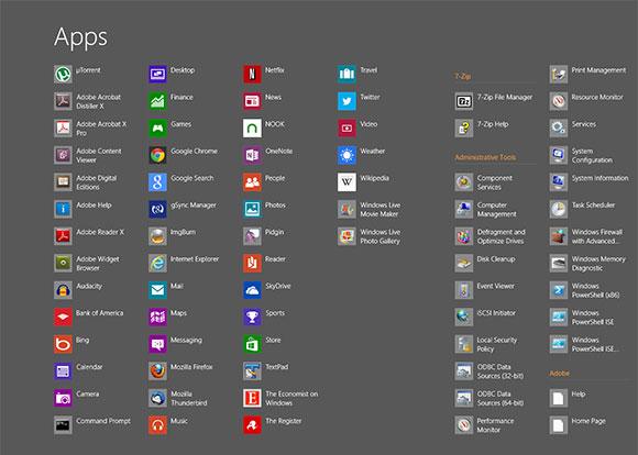 Penampakan Tombol Start Muncul Pada Windows 8.1