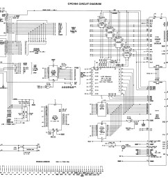 amstrad cpc 464 schematic [ 2048 x 1358 Pixel ]