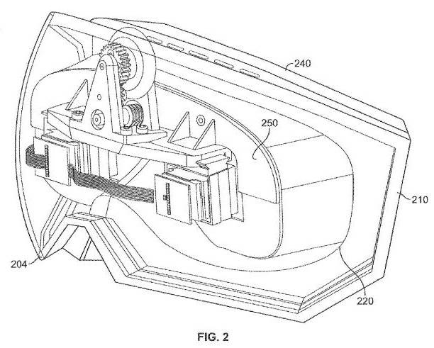 STEREOSCOPY :: Apple Personal Display (patent) December 10