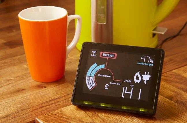 Smart Meter keeps you on top of your spending