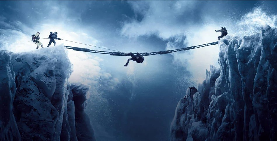 Ice Fall Wallpaper Ice Cold How Hard Man Of Storage Made Everest Climb Look