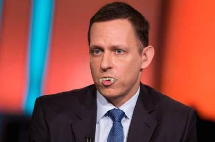Bildergebnis für Peter Thiel