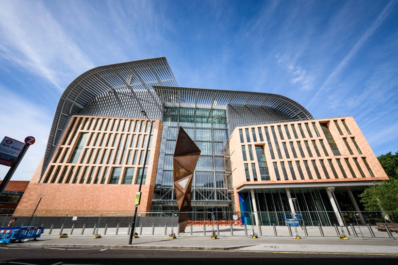 London's Francis Crick Institute will house 1,250 cancer-fighting boffins