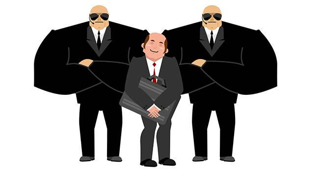 Personal Bodyguard Price