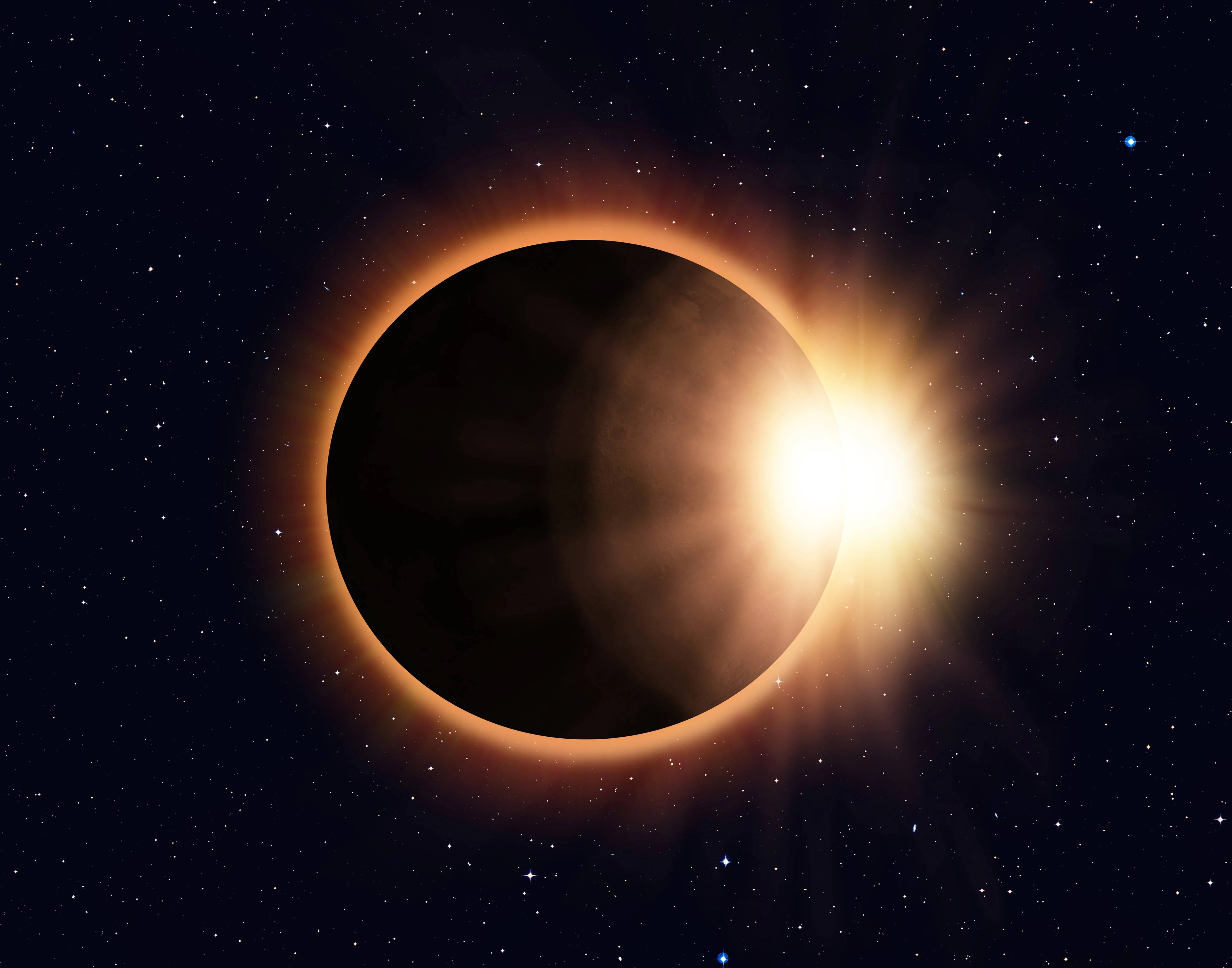 Clear August 21 In Your Diary It S A Total Solar Eclipse For The Smart The Register