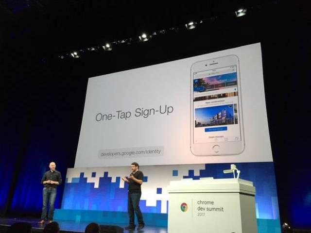 Chrome Dev Summit 2017