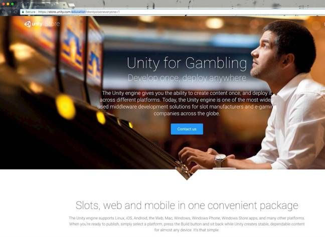 unity_for_gambling Web cache poisoning just got real: How to fling evil code at victims