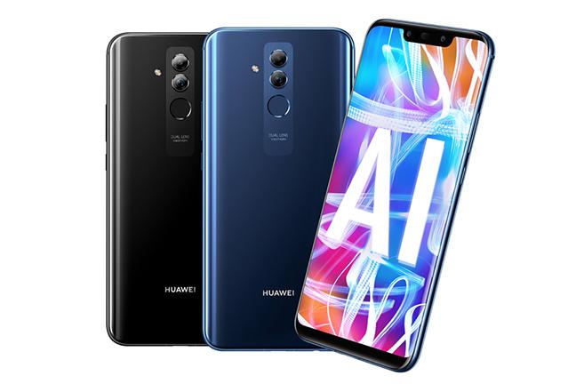Huawei Mate 20 Lite A Business Mobe Aimed At Millennials