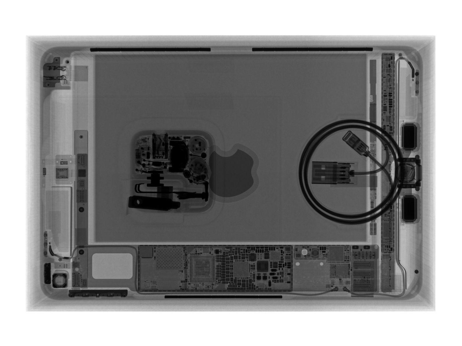 Iphone X Ifixit Wallpaper Ifixit Surgeons Tut At Ipad Mini 5 X Ray Looks Like A
