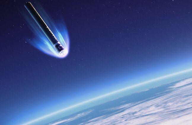 rocket lab ceo tucks