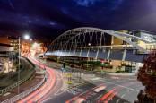 Bridge in Sheffield town center