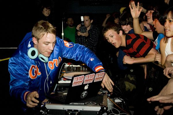 Diplo (by Todd Cooper)