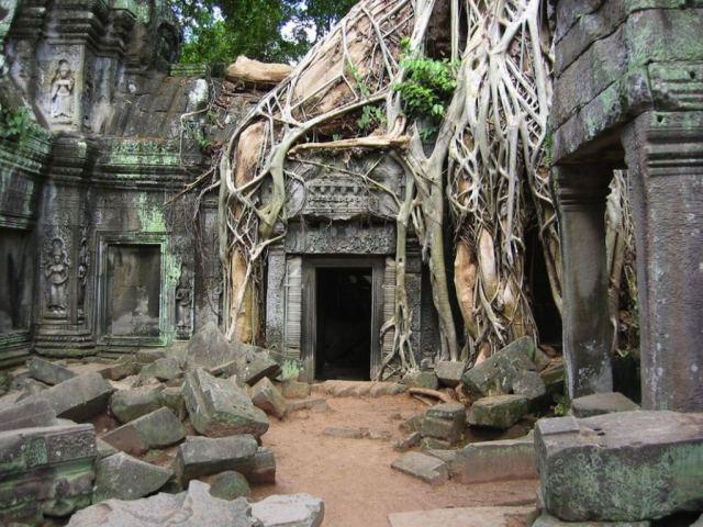 05 - Angkor Wat, no Camboja