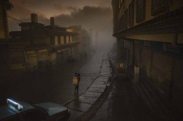 """Adam Tan, """"Long Road to Daybreak"""""""