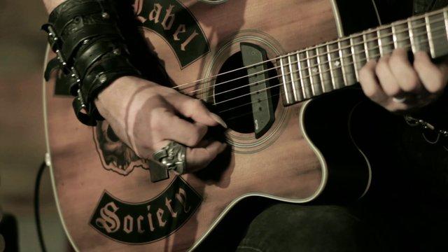 Black Label Society | Machine Gun Man