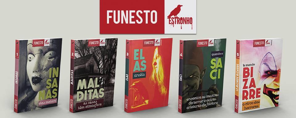A Editora Estronho surgiu para abrir espaço para artistas independentes