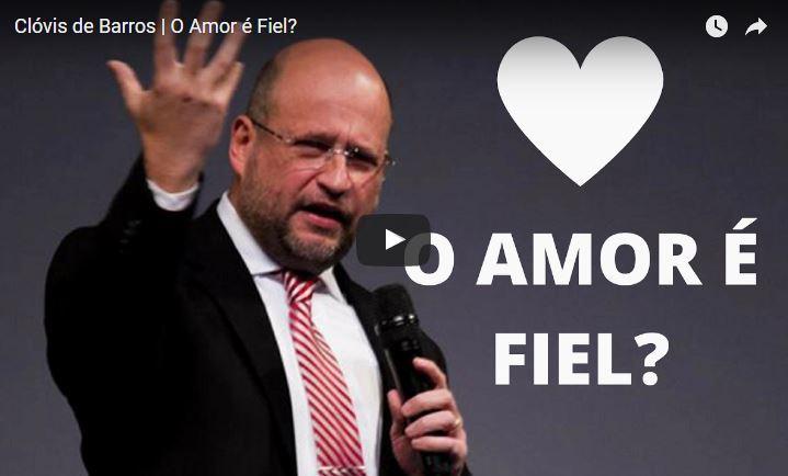 Vídeo do Dia | Clóvis de Barros Filho – O amor é fiel?