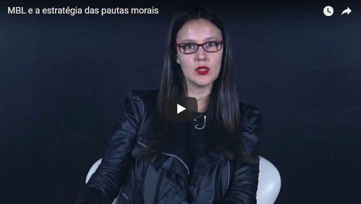 Vídeo do Dia | O MBL e a estratégia das pautas morais