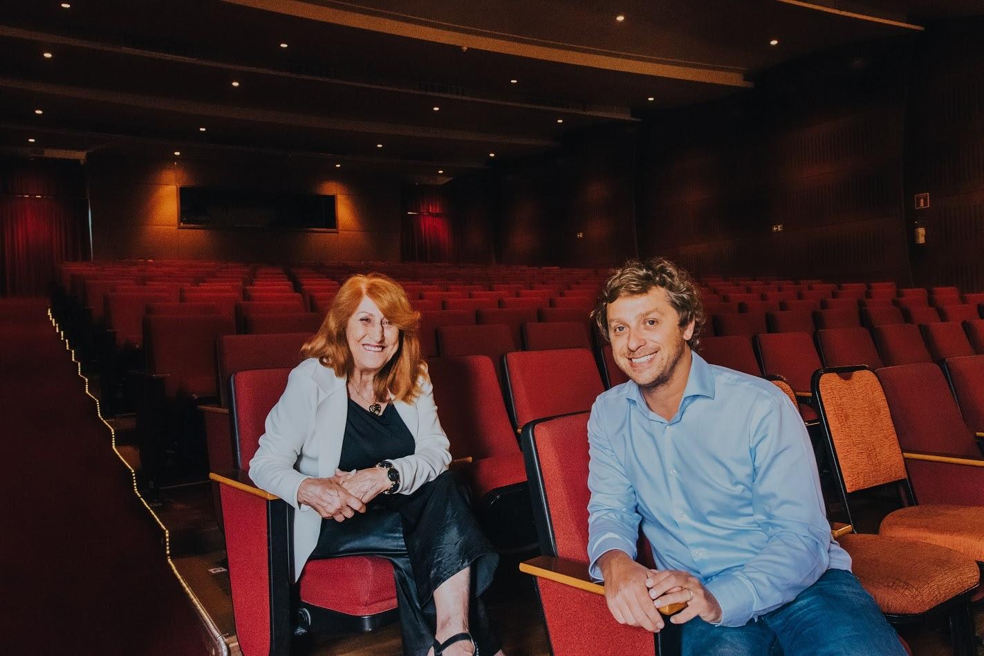 Teatro Regina Vogue ganha novo nome