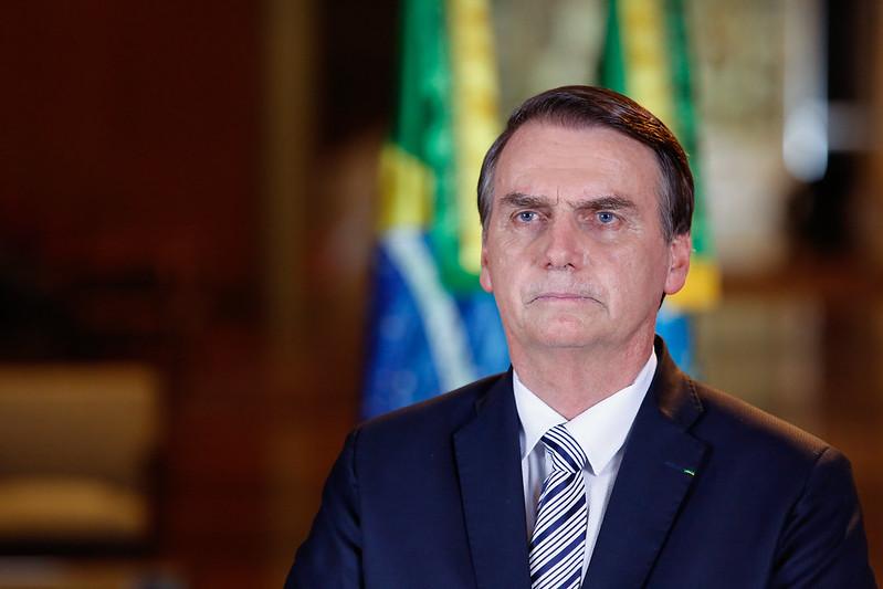 PRONUNCIAMENTO DE BOLSONARO E RECORDE DE MORTES DIÁRIAS REPERCUTEM NO SENADO