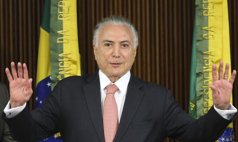 JUSTIÇA FEDERAL ABSOLVE TEMER NO CASO DO DECRETO DOS PORTOS