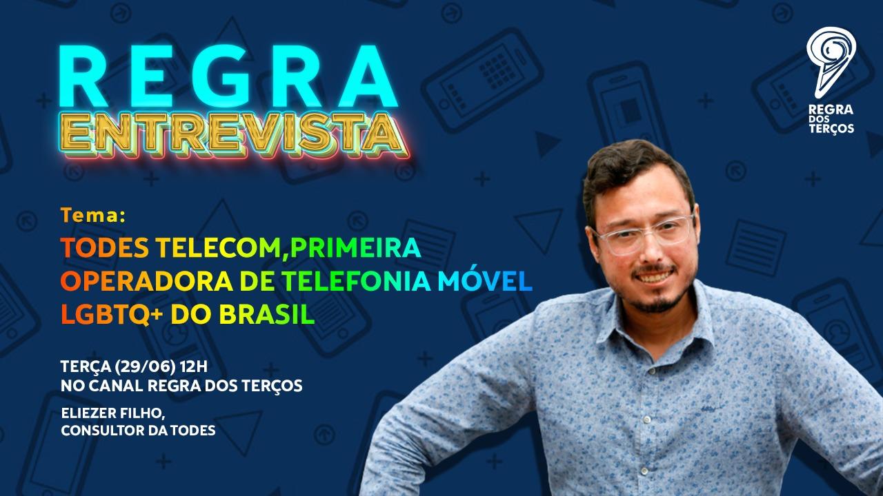 CONHEÇA A TODES, PRIMEIRA OPERADORA DE TELEFONIA MÓVEL LGBTQ+ DO BRASIL