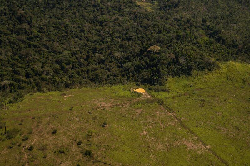 MOURÃO ANUNCIA VOLTA DOS MILITARES PARA ATUAÇÃO NA AMAZÔNIA