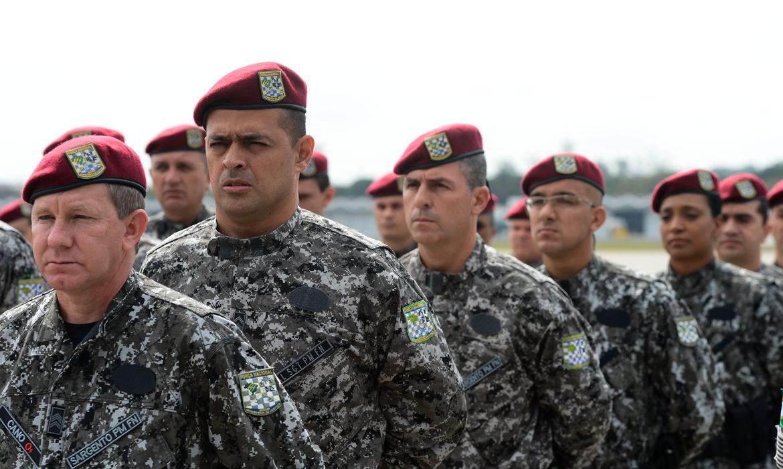 FORÇA NACIONAL VAI APOIAR AMAZONAS NO COMBATE A ONDA DE VIOLÊNCIA