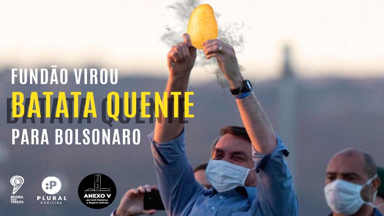 FUNDÃO ELEITORAL DE R$ 5,7 BILHÕES E O DILEMA DE BOLSONARO