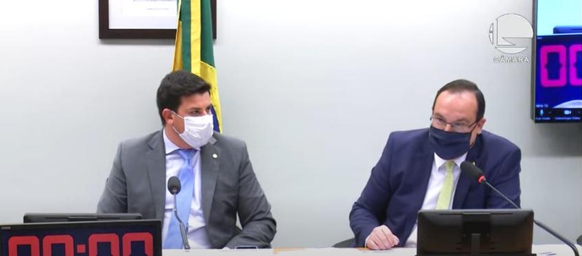 """""""GENOCÍDIO EU SEI ONDE TEM, NA VENEZUELA"""", DIZ XAVIER EM AUDIÊNCIA NA CÂMARA"""