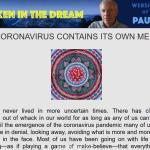 Koronawirus sam w sobie zawiera lekarstwo