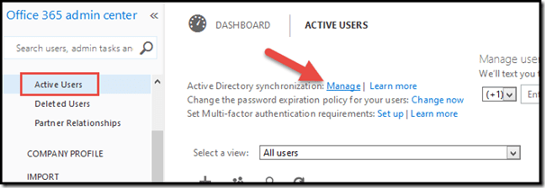Turning off AADSync and Uploading PST files to Office 365