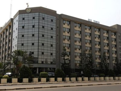 Nigeria securities and exchange commission Tower